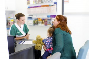 Child Nurse St Francis Medical Subiaco Doctors Clinic 02