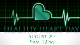 """""""Healthy Heart Day 2014"""""""